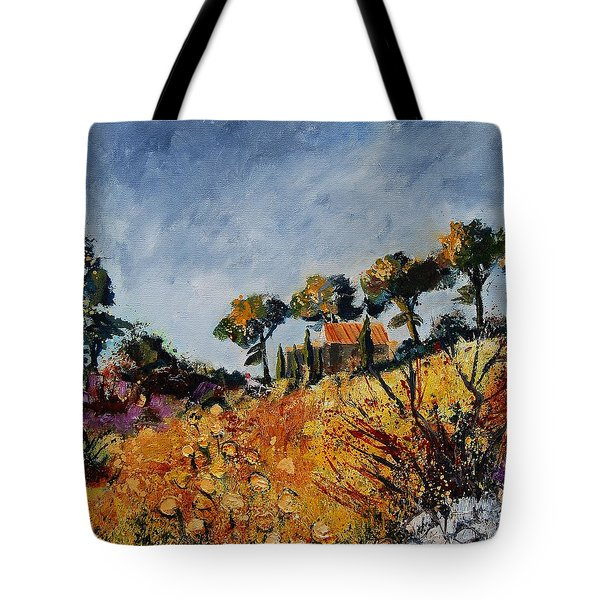 Provence 6741254 Tote Bag by Pol Ledent