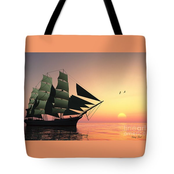 Pulse Of Life Tote Bag by Corey Ford