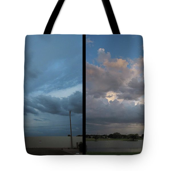 Purgatory Tote Bag by James W Johnson