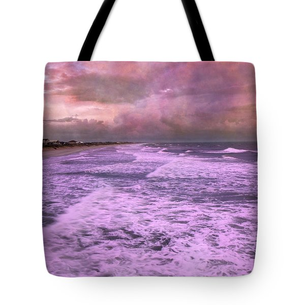 Purple Majesty  Tote Bag by Betsy A  Cutler