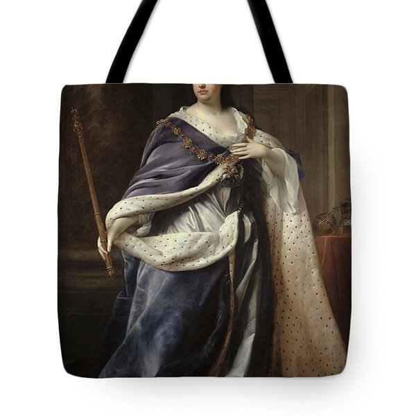 Queen Anne Tote Bag by Edmund Lilly