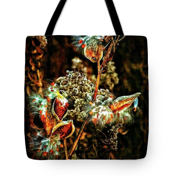 Queen Of The Ditches II Tote Bag by Steve Harrington