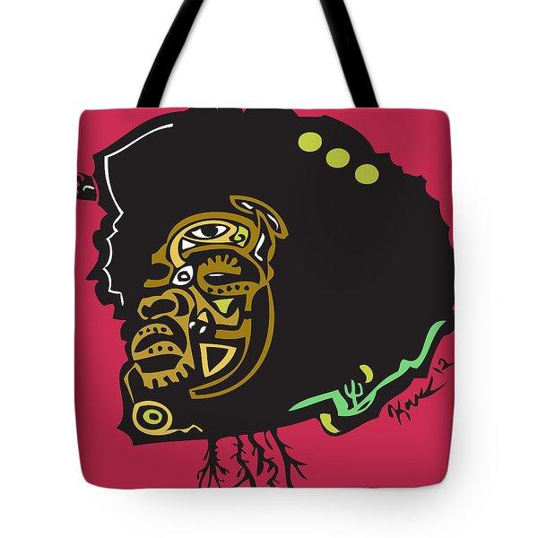 Questlove  Tote Bag by Kamoni Khem