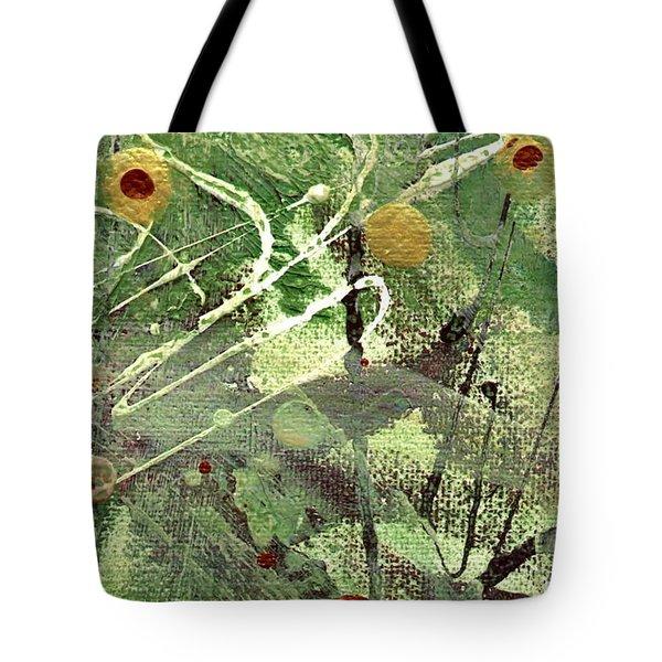 Rainforest Tote Bag by Angela L Walker