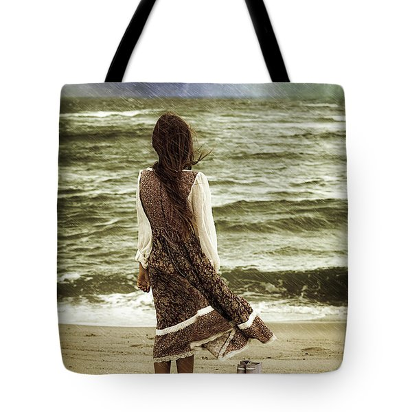 rainy day Tote Bag by Joana Kruse