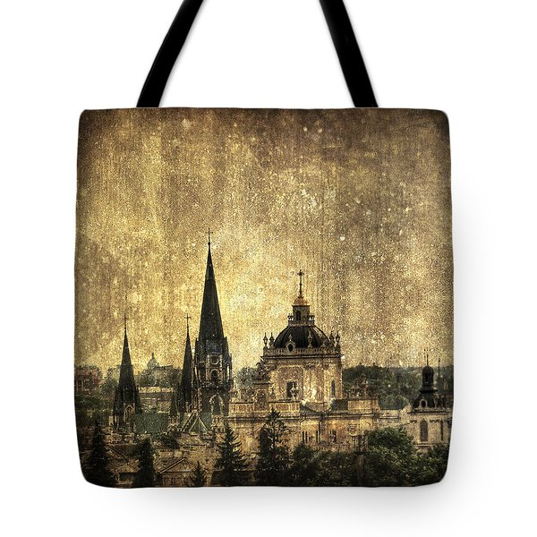 Reach Out Tote Bag by Evelina Kremsdorf