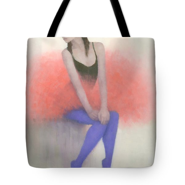 Ready To Fly Tote Bag by Steve Mitchell