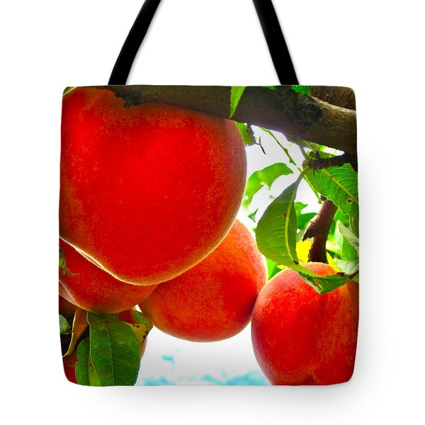 Ready To Pick Tote Bag by Gwyn Newcombe