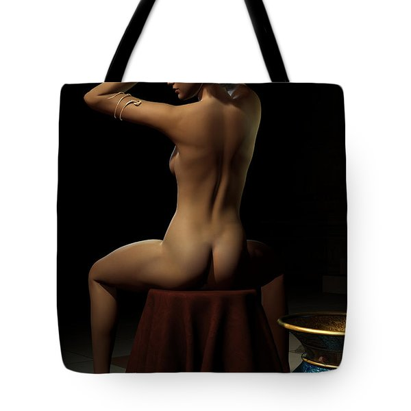 Realization Tote Bag by Joseph Soiza