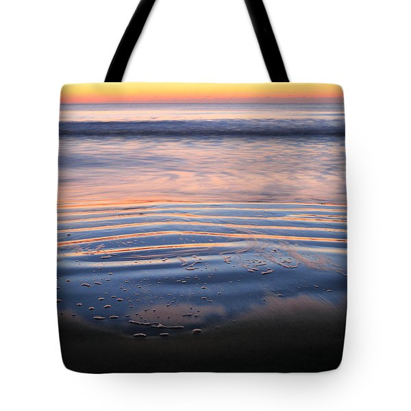 Receding  Tote Bag by JC Findley