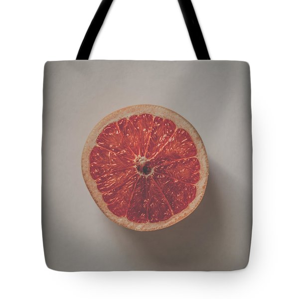 Red Inside Tote Bag by Kate Morton