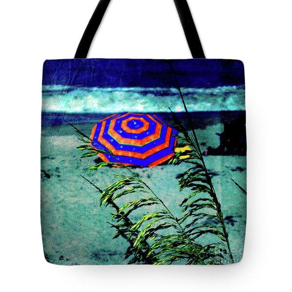Red-White-Blue Tote Bag by Susanne Van Hulst