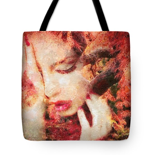 Redemption Tote Bag by Mo T