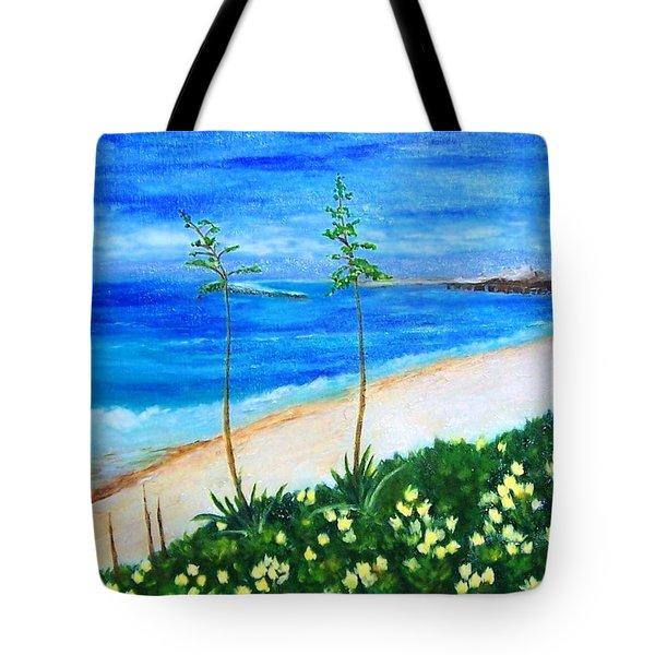 Redondo Beach Tote Bag by Jamie Frier