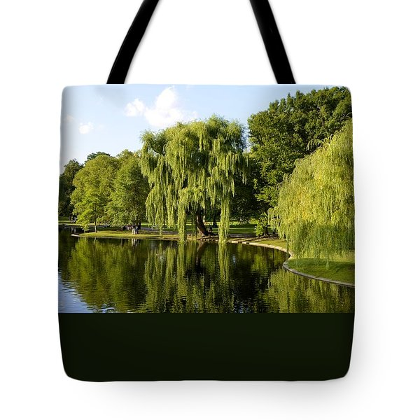 Reflections Tote Bag by Corinne Rhode