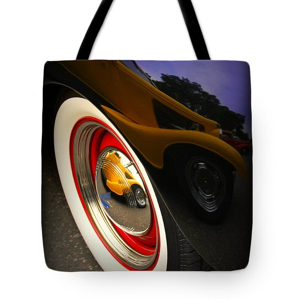 Reflections Tote Bag by Perry Webster