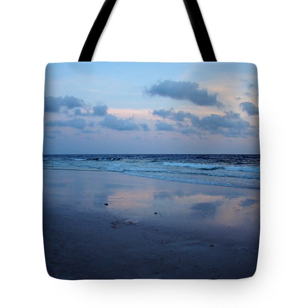 Reflections Tote Bag by Sandy Keeton
