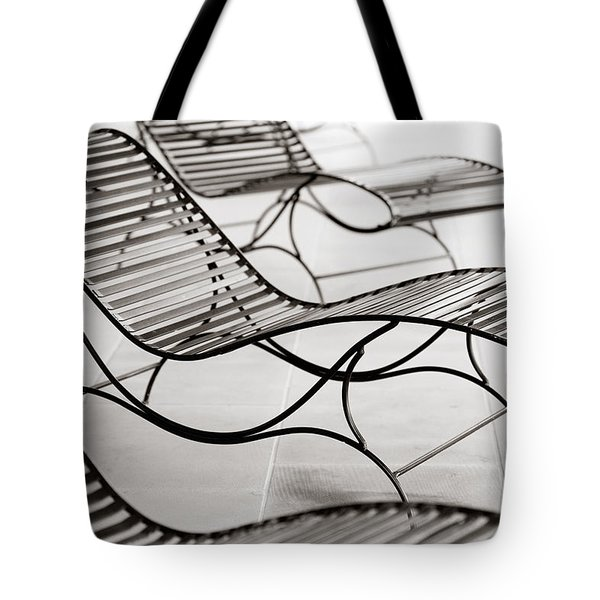 Relaxation Tote Bag by Marilyn Hunt