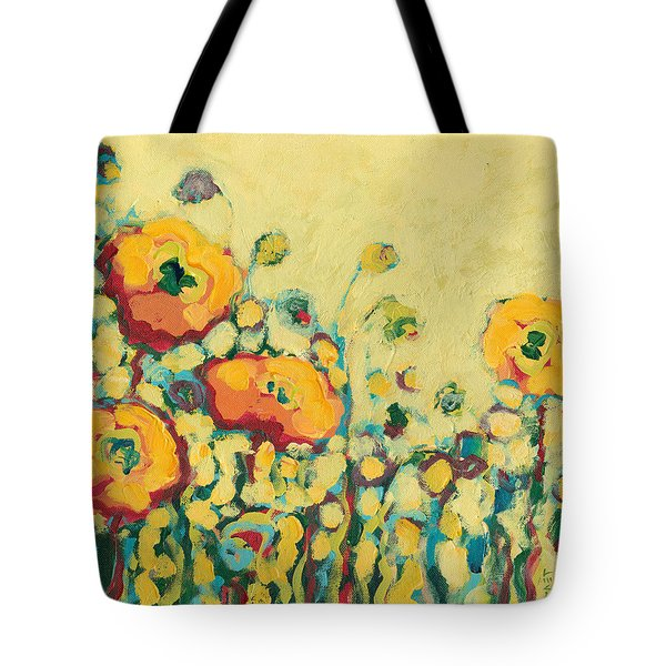 Reminiscing On A Summer Day Tote Bag by Jennifer Lommers