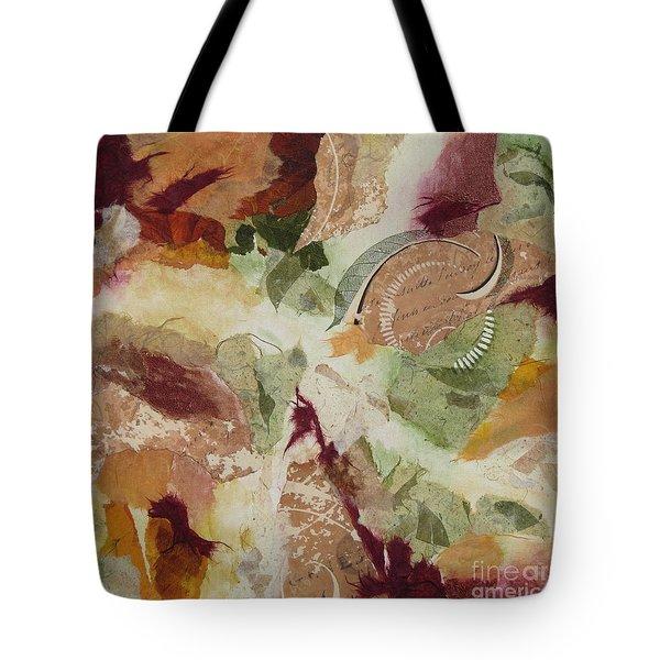 Renaissance Tote Bag by Deborah Ronglien