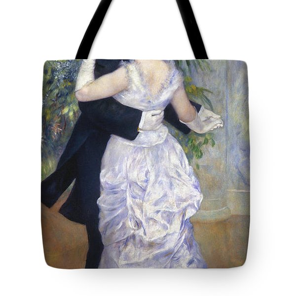 Renoir: Town Dance, 1883 Tote Bag by Granger