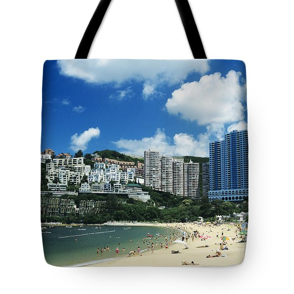 Repulse Bay Tote Bag by Gloria and Richard Maschmeyer - Printscapes