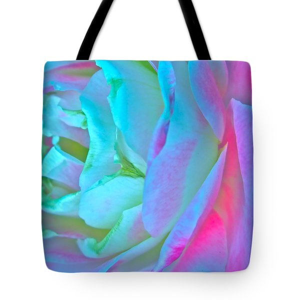 Restless Romantic Tote Bag by Gwyn Newcombe