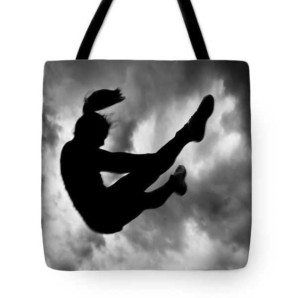 Returning to Earth Tote Bag by Bob Orsillo