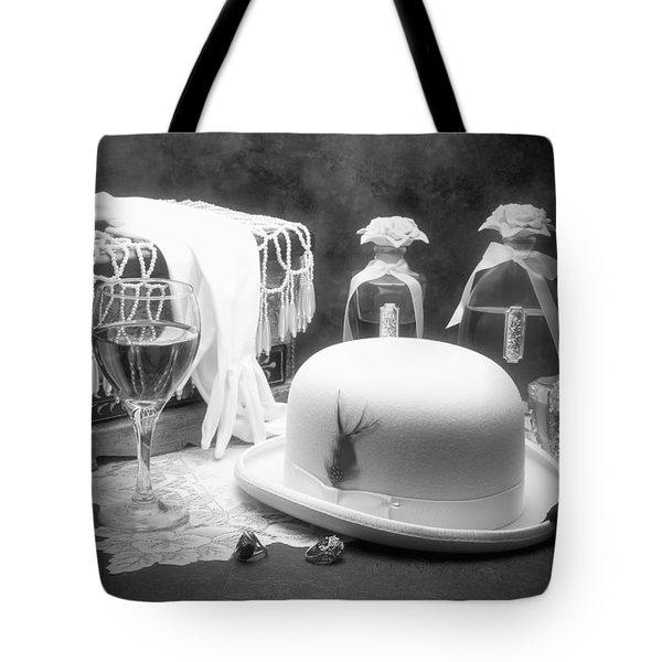 Revelry Tote Bag by Tom Mc Nemar