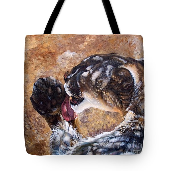 Reverie Tote Bag by J W Baker