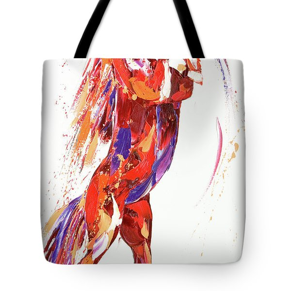 Reverie Tote Bag by Penny Warden