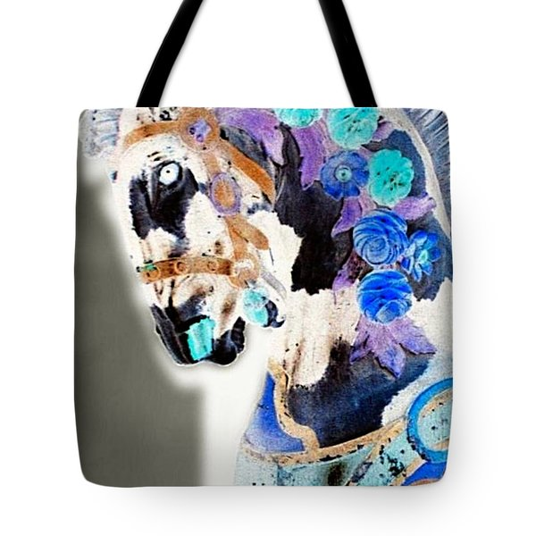 REVERSE JOURNEY Tote Bag by JAMART Photography