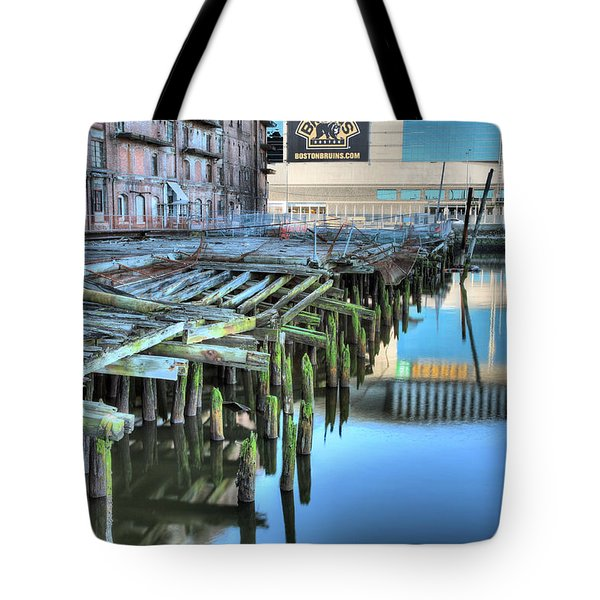 Revitalization  Tote Bag by JC Findley