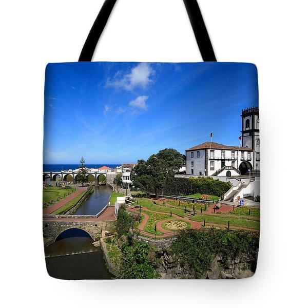 Ribeira Grande - Azores Islands Tote Bag by Gaspar Avila