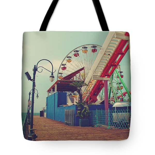Ride It Out Tote Bag by Laurie Search