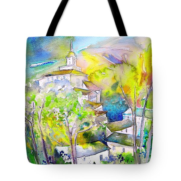 Rioja Spain 04 Tote Bag by Miki De Goodaboom