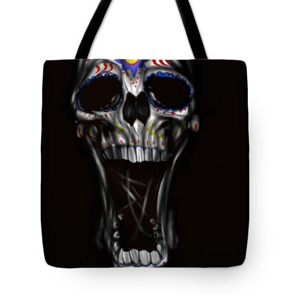 R.I.P Tote Bag by Pete Tapang
