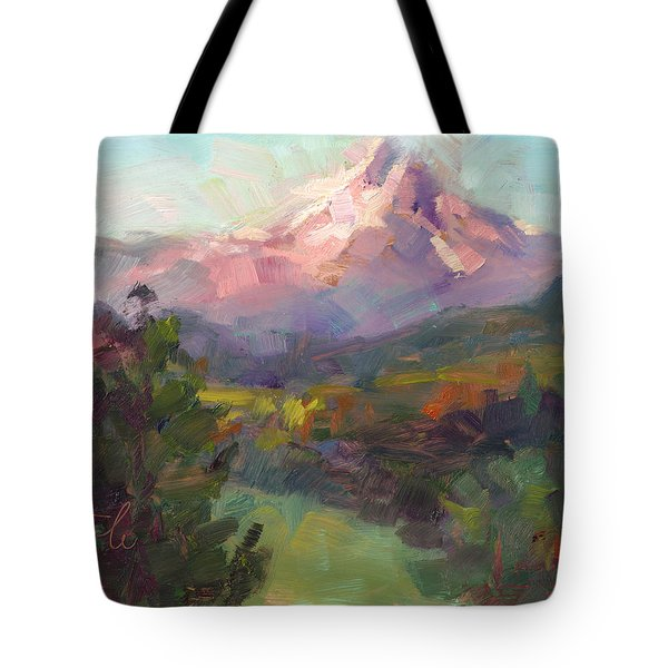 Rise And Shine Tote Bag by Talya Johnson
