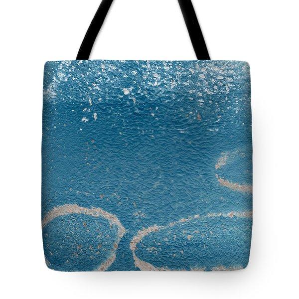 River Walk Tote Bag by Linda Woods
