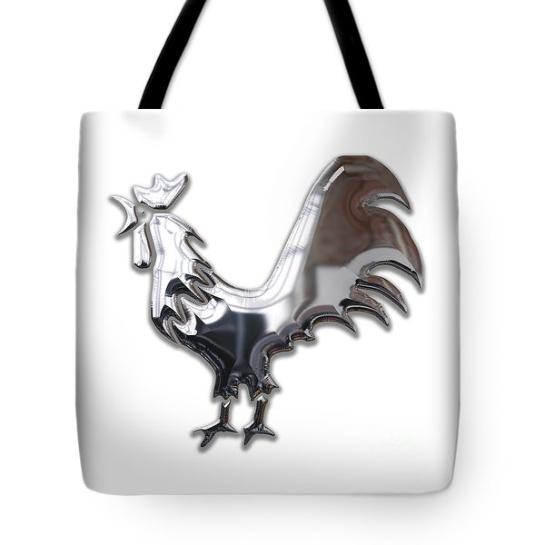 Rooster Collection Tote Bag by Marvin Blaine