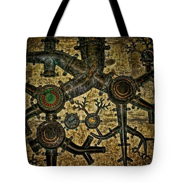 Roots Tote Bag by Heather Applegate