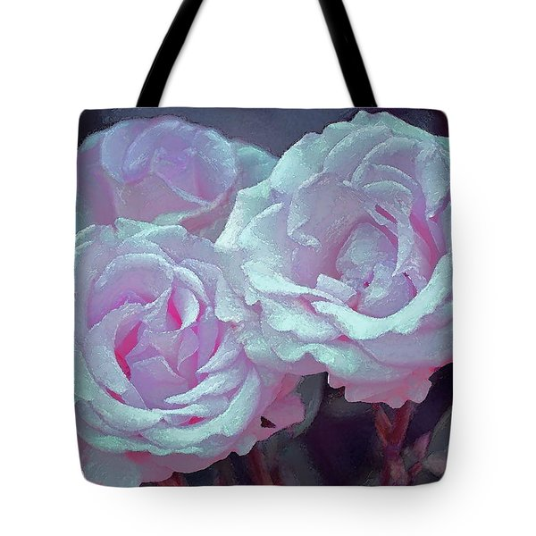 Rose 118 Tote Bag by Pamela Cooper
