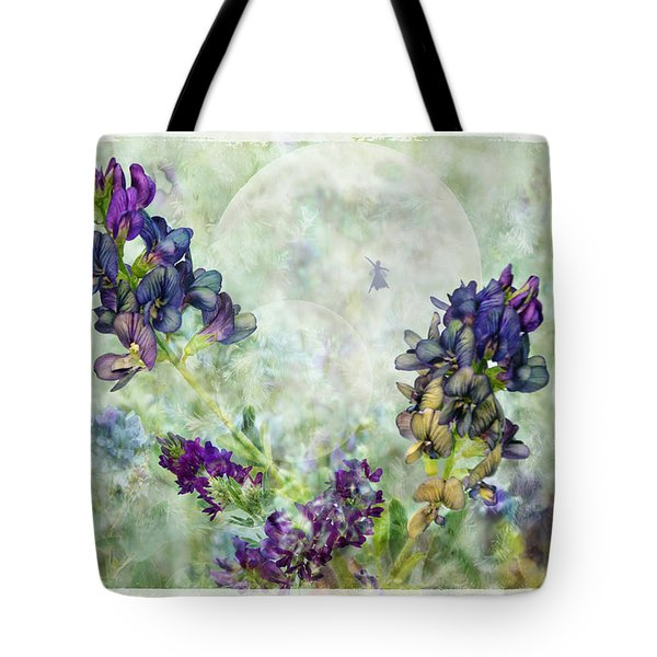 Rose Knows Tote Bag by Ed Hall
