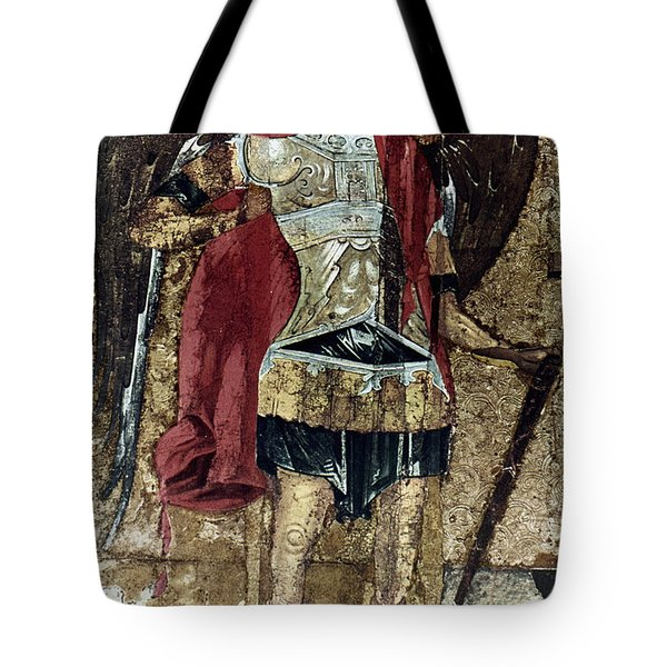 Russian Icons: Michael Tote Bag by Granger