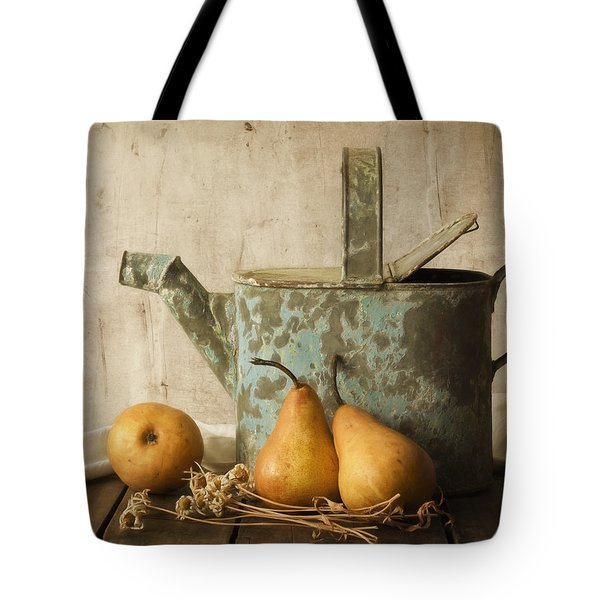 Rustica Tote Bag by Amy Weiss