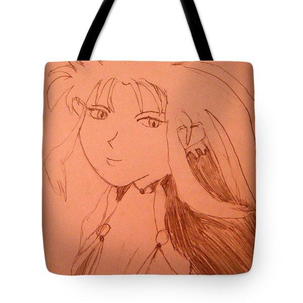 Ryoko Tote Bag by April Patterson