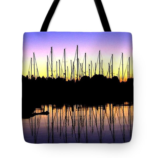 Safe Haven Tote Bag by Will Borden