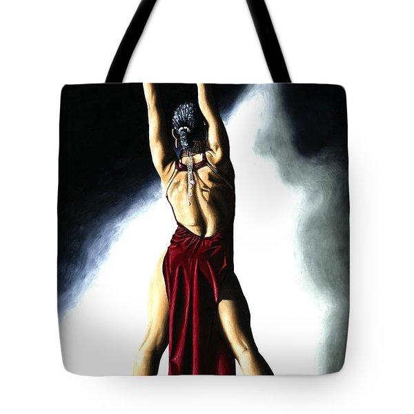 Samba Celebration Tote Bag by Richard Young