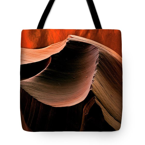 Sandstone Melody Tote Bag by Mike  Dawson