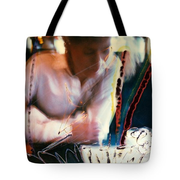 Sandy Tote Bag by JC Armbruster